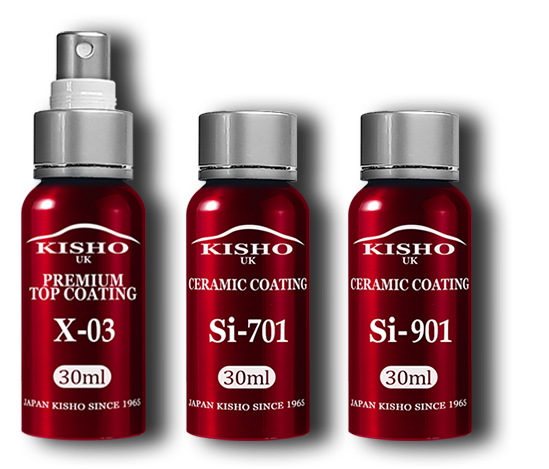KISHO Premium Coating Kit